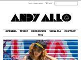 Shop.andyallo.com Coupon Codes