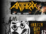 Shop.anthrax.com Coupon Codes