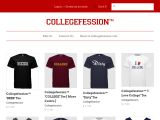 Shop.collegefession.com Coupon Codes