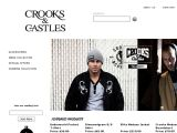 Shop.crooksncastles.com Coupon Codes