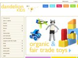 Shop.dandelionkids.ca Coupon Codes
