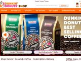 Shop.dunkindonuts.com Coupon Codes