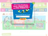 Shop.pbskids.org Coupon Codes