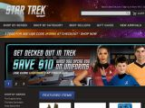 Shop.startrek.com Coupon Codes