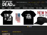 Shop.thewalkingdead.com Coupon Codes