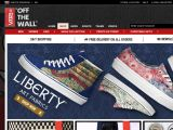 Shop.vans.co.uk Coupon Codes