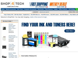 Shop at shop4tech.com