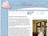 Shopforbridaldirect.com Coupon Codes