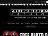 Shoplifeofthedead.com Coupon Codes