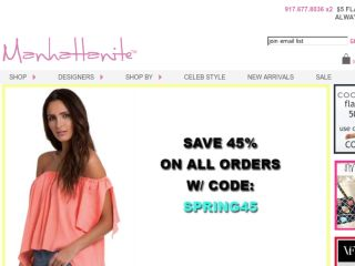 Shop at shopmanhattanite.com