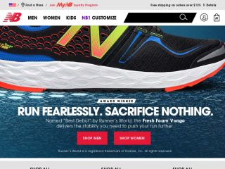 Shop at shopnewbalance.com