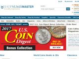 Shopnumismaster.com Coupon Codes