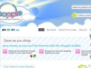 Shop at shopple.co.uk