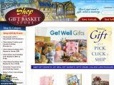 Browse Shop The Gift Basket Store