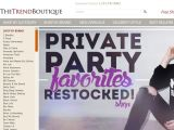Shopthetrendboutique.com Coupon Codes