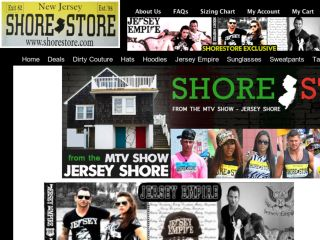 Shop at shorestore.com