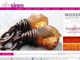 Browse Shy Siren Jewelry