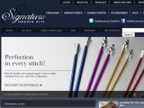 Browse Signature Needle Arts