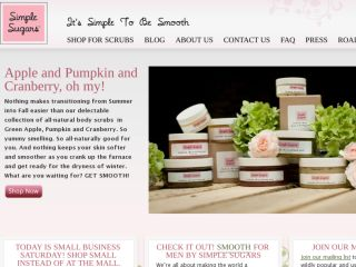 Shop at simplesugarsscrub.com