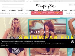 Shop at simplybe.co.uk