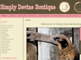Simplydevineboutique.net Coupon Codes