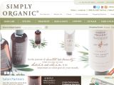 Browse Simply Organic