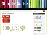 Browse Simply Solids