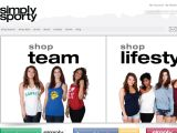 Browse Simply Sporty