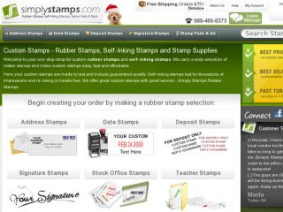 Shop at simplystamps.com