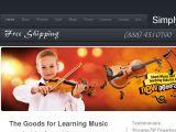 Browse Simply Violin