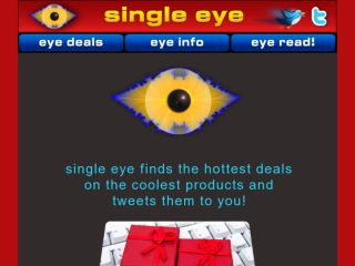 Shop at singleeye.co.uk