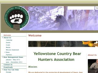 Shop at site.ycbearhunters.org