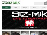 Browse Siz-Mik Apparel