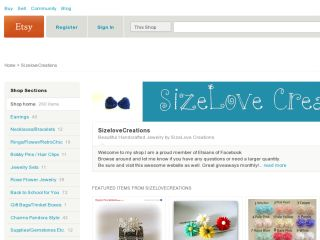 Shop at sizelovecreations.etsy.com