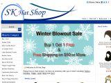 Browse Sk Hat Shop
