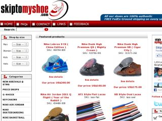 Shop at skiptomyshoe.com