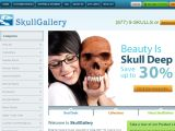 Browse The Skull Gallery
