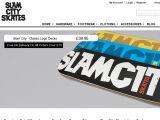 Browse Slam City Skates