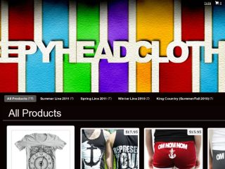 Shop at sleepyheadclothing.storenvy.com