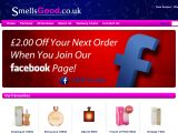 Smellsgood.co.uk Coupon Codes