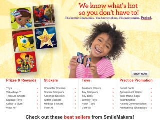 Shop at smilemakers.com