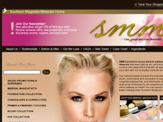 Shop at smmcosmetics.com