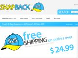 Snapback25.com Coupon Codes