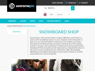 Shop at snowfusion.co.uk