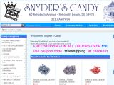 Browse Snyder's Candy
