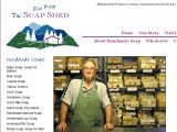 Browse The Blue Ridge Soap Shed