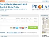 Browse Social Media Mixer with Mari Smith & Chris Pirillo