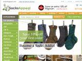 Browse Socks Appeal