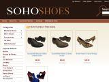 Browse Soho Shoes