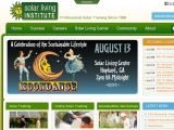 Browse Solar Living Institute